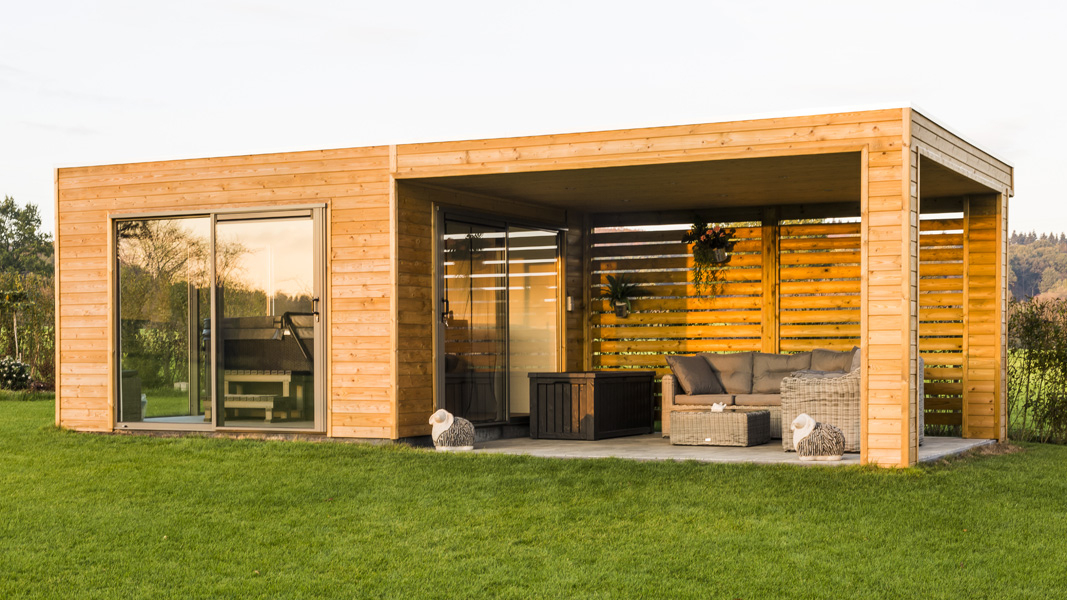 Construction Sur Mesure : Pool-House - Abris De Jardin destiné Abri De Jardin Sur Mesure