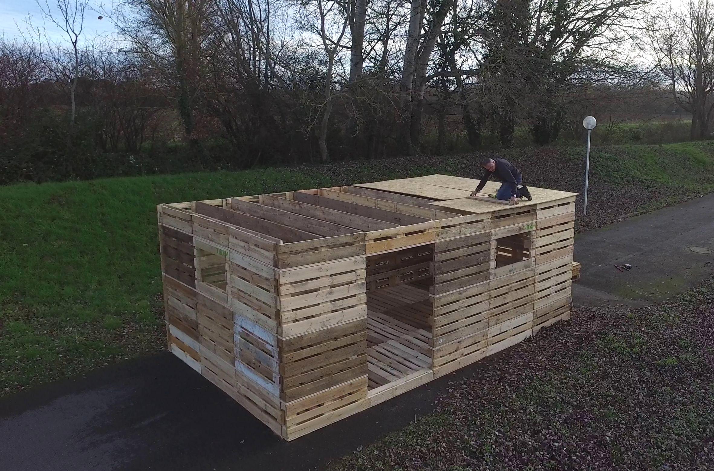 Construire Abri Jardin Bois Construire Son Abri De Jardin intérieur Faire Un Abri De Jardin
