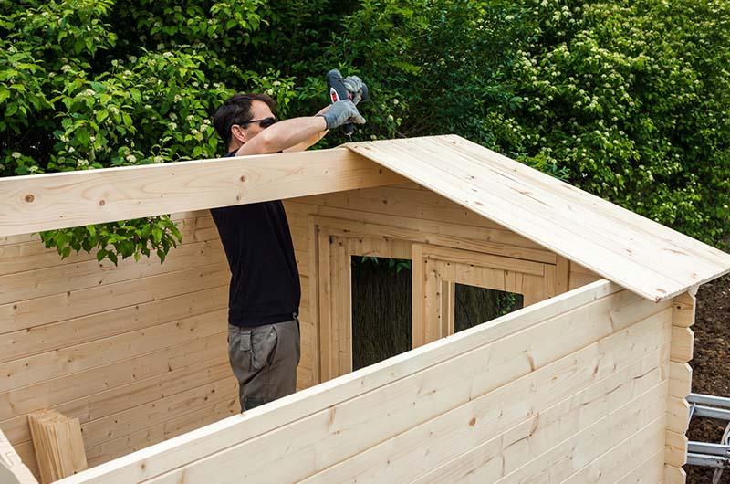 Construire Un Abri De Jardin avec Construire Un Abris De Jardin