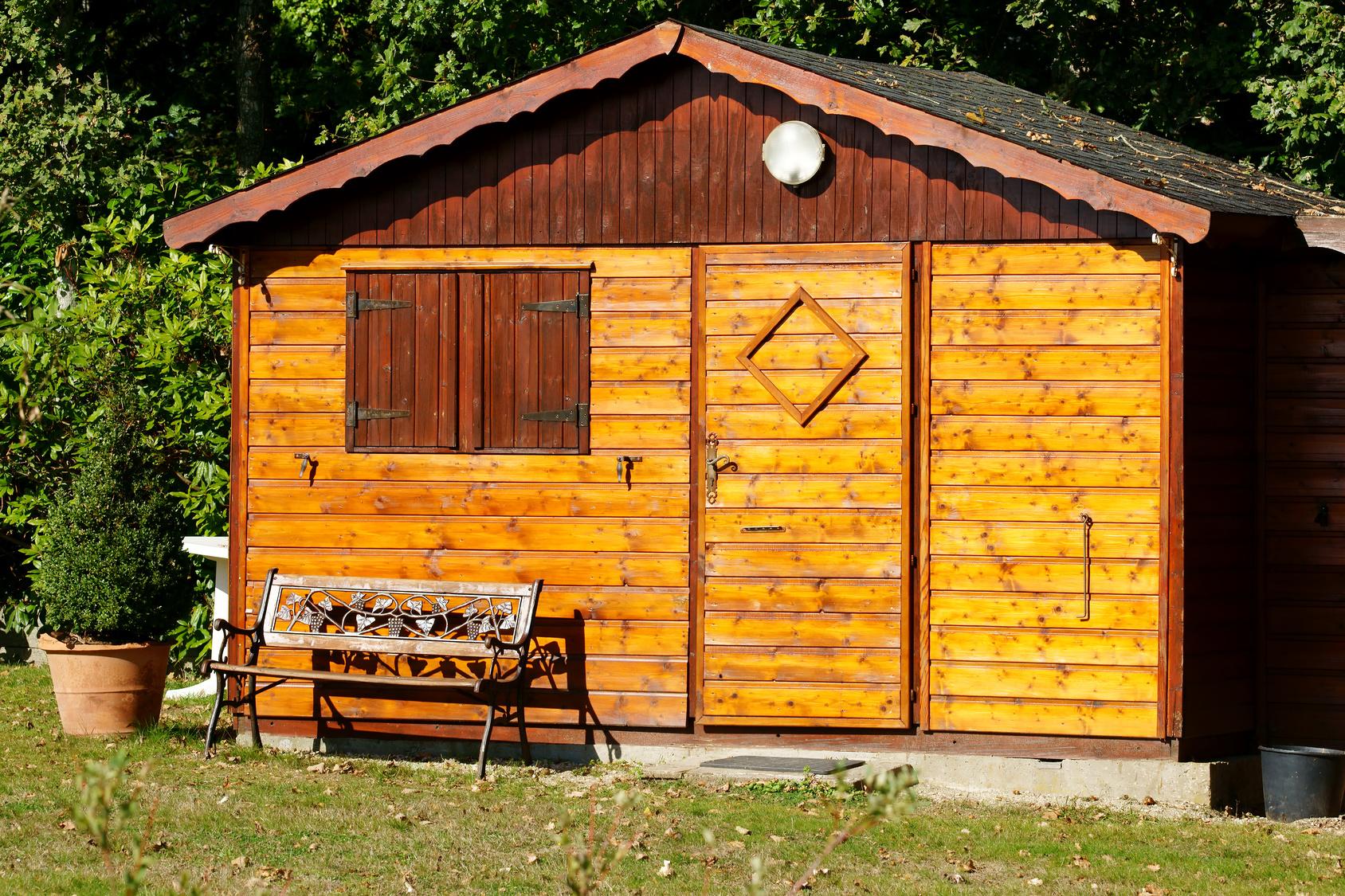 Construire Un Abri De Jardin destiné Cabane De Jardin Brico Depot