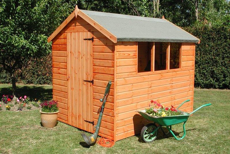 Construire Un Abri De Jardin En Dur | Mon Blog Jardinage encequiconcerne Abri De Jardin En Dur