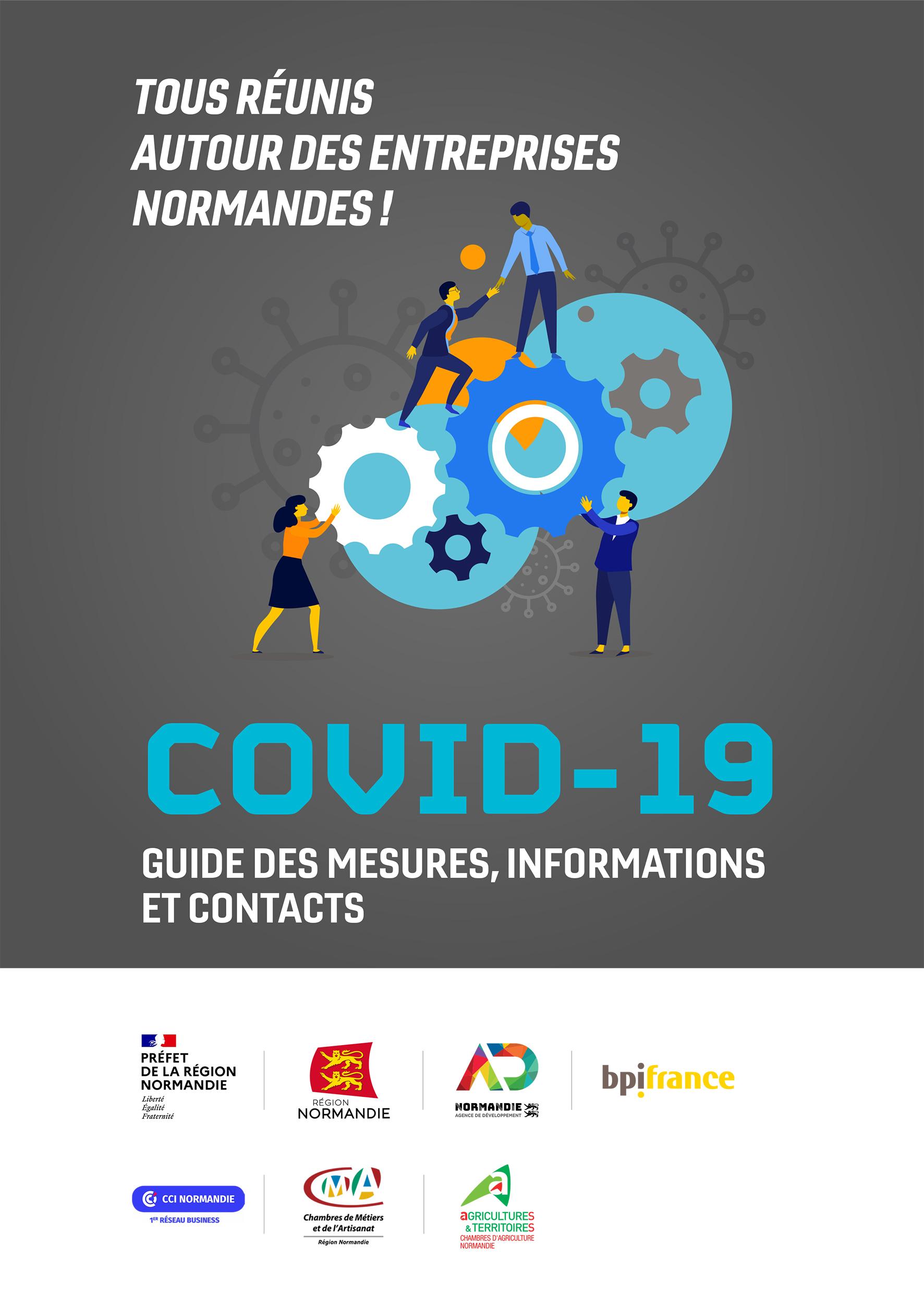 Coronavirus : Guide Des Aides Dédiées Aux Entreprises concernant Chambre Des Metiers De L Eure