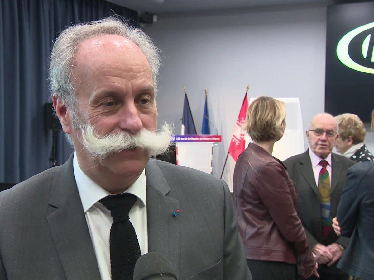 Coronavirus : Mort De Bernard Stalter, Président De La dedans Chambre Des Métiers Colmar