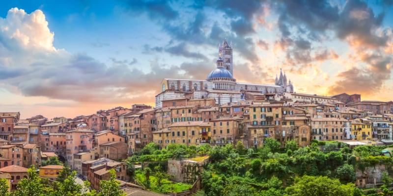 Cosa Vedere A Siena - Idee Di Viaggio - Zingarate à Dalle Siena