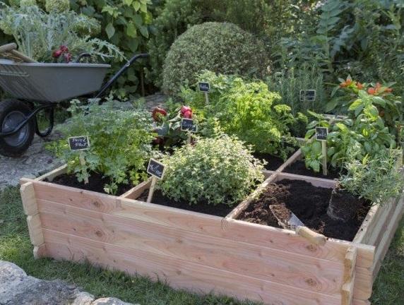 Cultivez Votre Jardin ! - Joli Place encequiconcerne Carré De Jardin En Bois