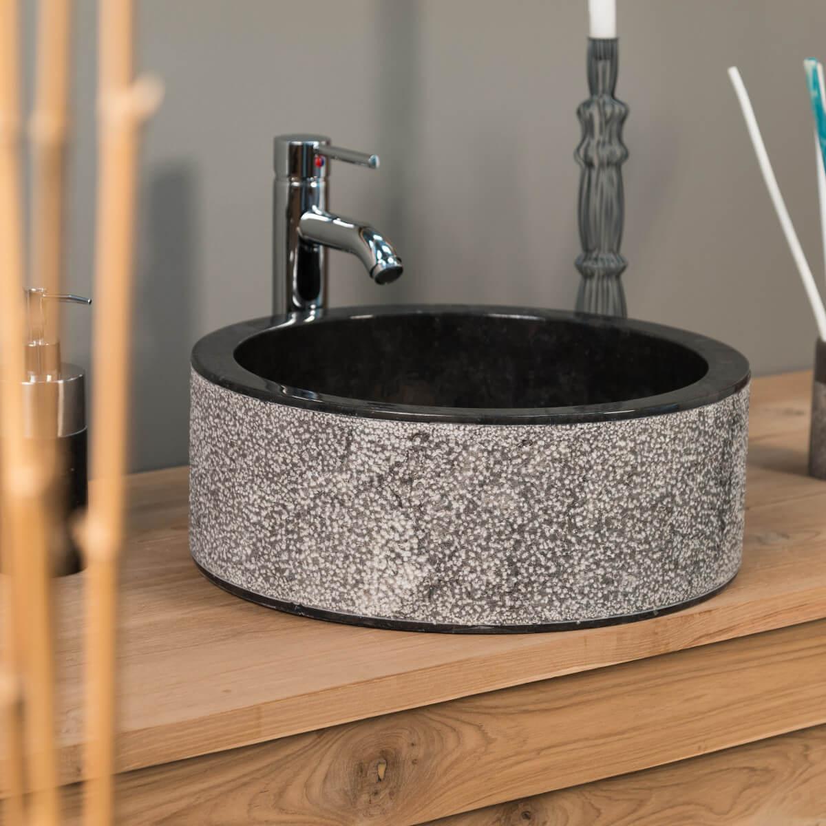 Décoration Intérieure: Cuisine Lavabo Vasque Et Plan intérieur Meuble Sous Lavabo Brico Dépôt
