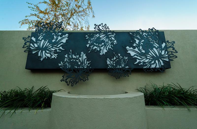 Décoration Jardin - Le Rôle De La Sculpture Et De La encequiconcerne Deco Metal Jardin