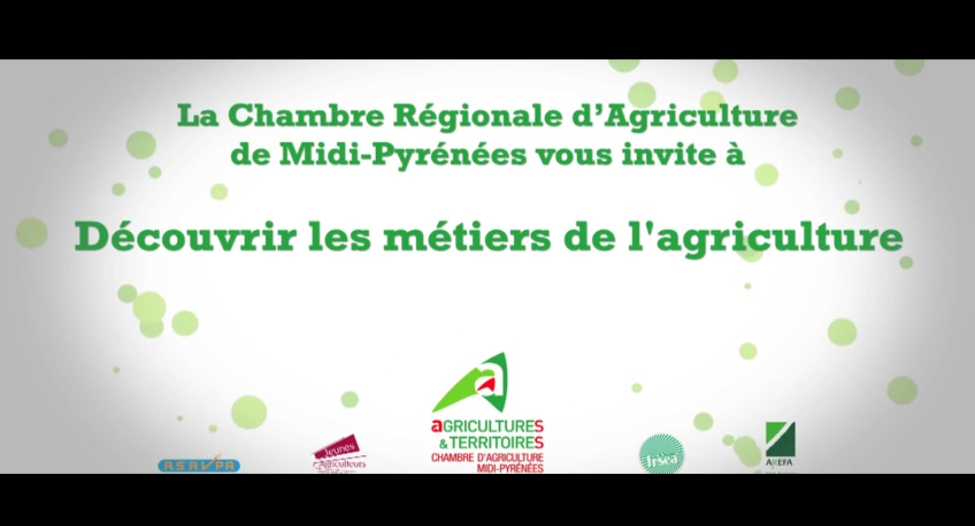 Découvrez Les Métiers De L'agriculture ! - Chambre D à Chambre Des Metiers Carcassonne