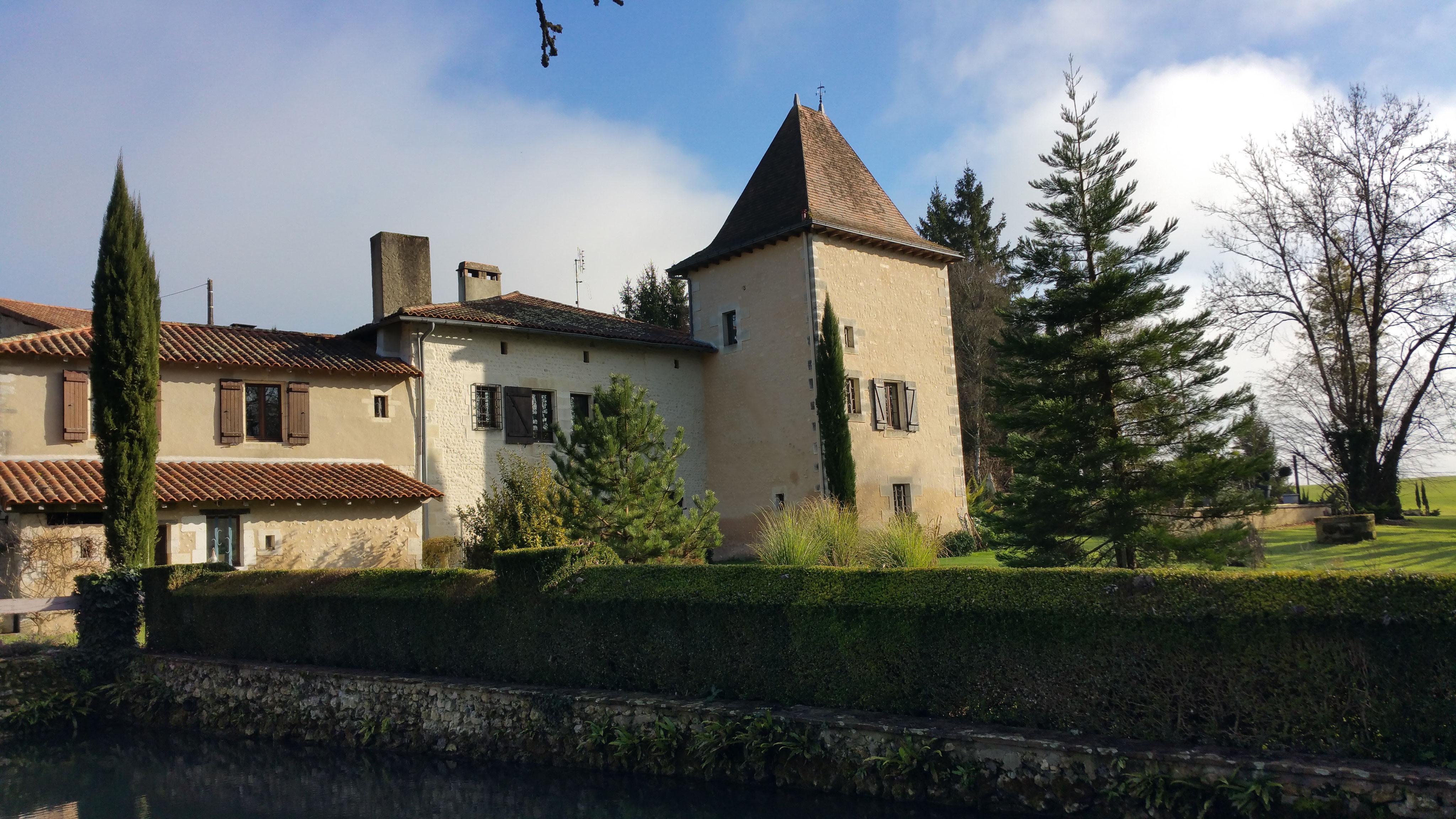 Des Chambres D'Hôtes En Charente, Au Cœur De La Nature tout Chambre D Hote Notre Dame De Monts
