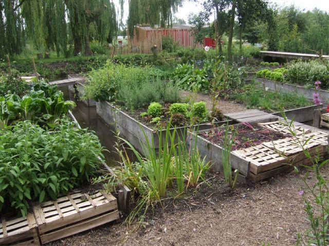 Des Jardins Potagers Exemplaires à Aménagement Potager Idées