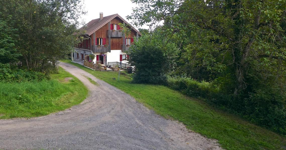Destination Vosges Portes D'Alsace - Chambres D'Hôtes - Le encequiconcerne Chambre D Hotes Les Vans
