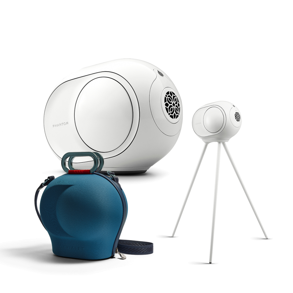 Devialet Pack Phantom Reactor 16 Blanc destiné Enceinte Bluetooth