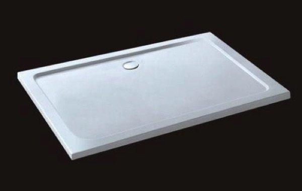 Différence Receveur En Gres, Acrilyque Ou Resine/Composite pour Receveur Extra Plat 120X90