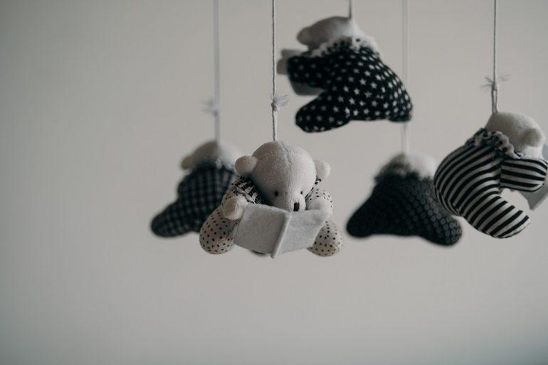 Diy Chambre Bébé : 10 Idées Déco À Faire Soi-Même ! ⋆ Club destiné Idée Déco Chambre Bébé À Faire Soi Même