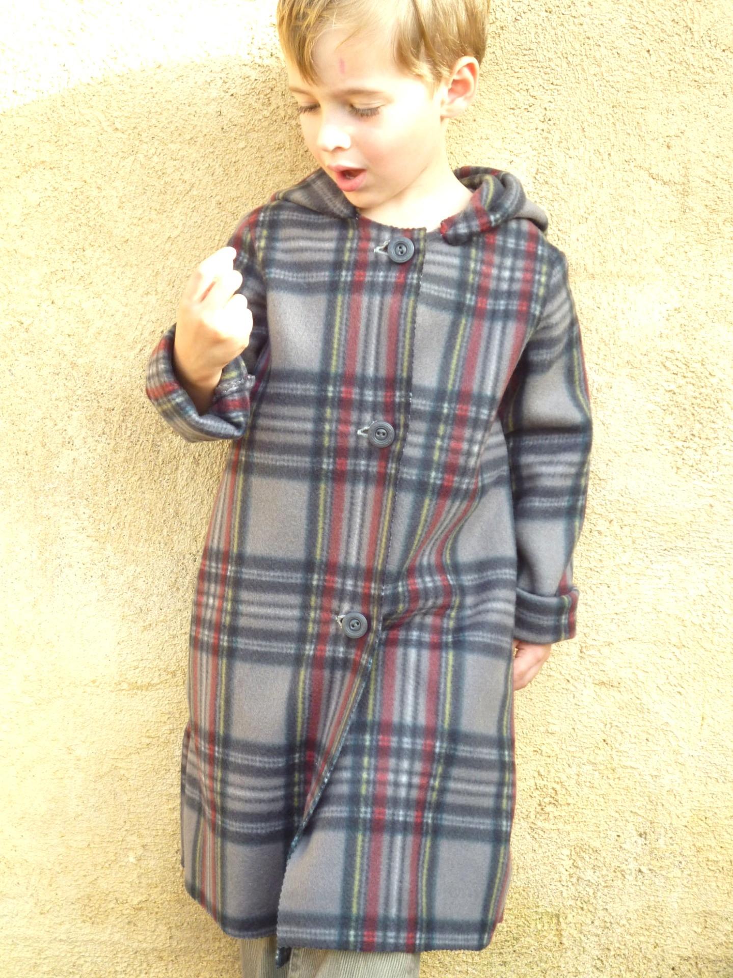 Djellaba Polaire Mixte Robe De Chambre Fille Ou Gar On 4 dedans Robe De Chambre Garçon 12 Ans