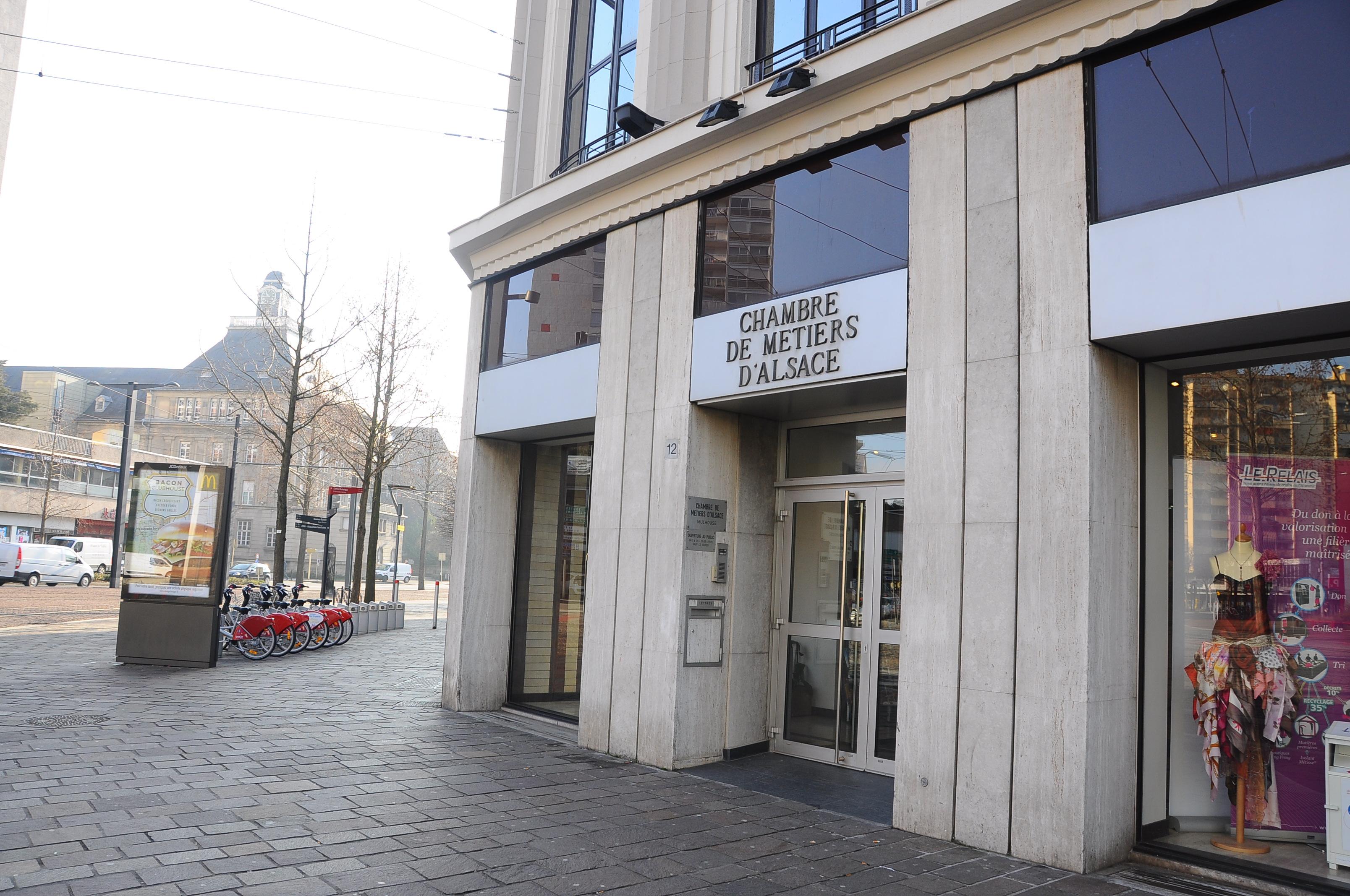 Document De L'aurm : 2015 Mulhouse Chambre Des Métiers D à Chambre Des Métiers D Alsace