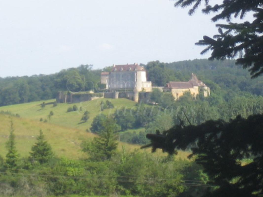 Domaine Le Vignaud : Chambre D'Hote Bourgnac, Dordogne destiné Chambre D Hote Severac Le Chateau