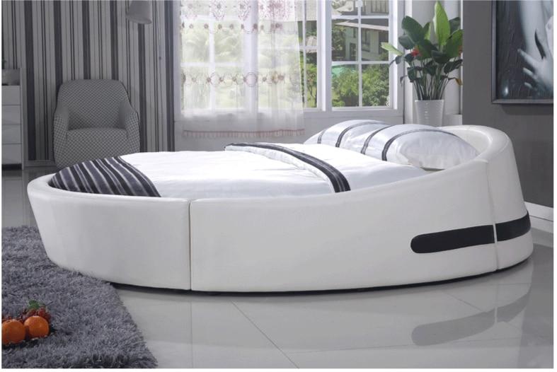 Doux Lit Design Chinois Dernière King Size Lit Rond 811 concernant Lit Rond But