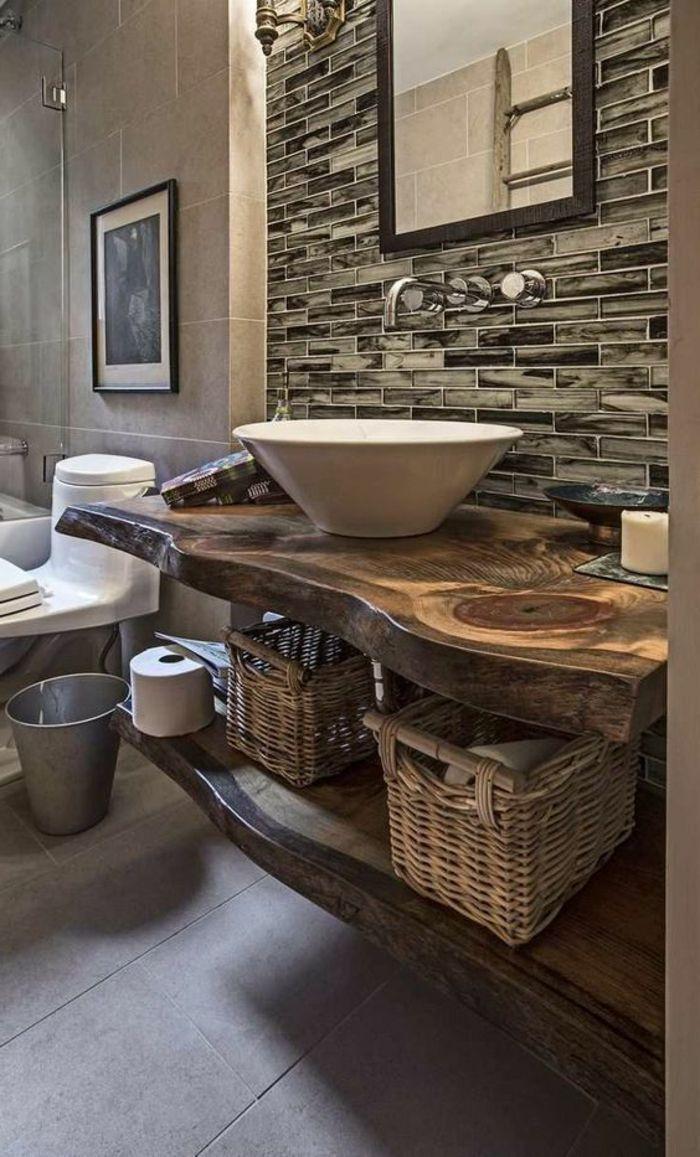 ▷ 1001 + Idées Pour Créer Une Salle De Bain Nature - #bain dedans Créer Sa Salle De Bain
