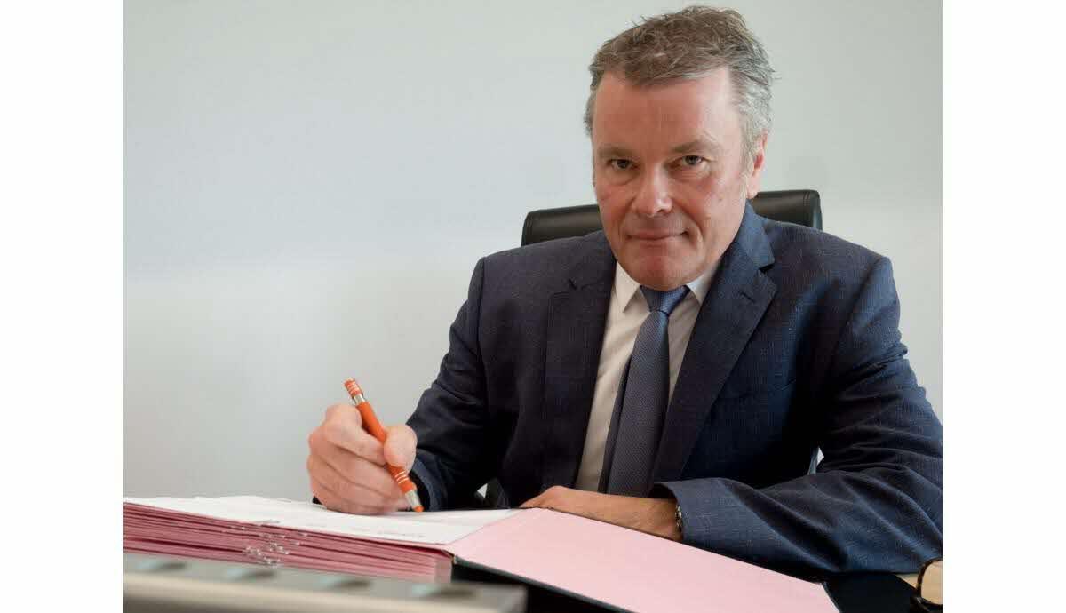 Economie   Jean-Luc Hoffmann, Dauphin Élu Président De La pour Chambre Des Métiers Colmar