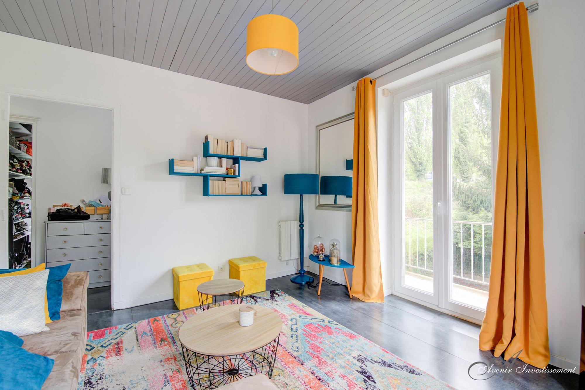 Ecully - Appartement T3 - 60 M2 - Jardinet 200 M2 Avec pour Abri De Jardin 30M2
