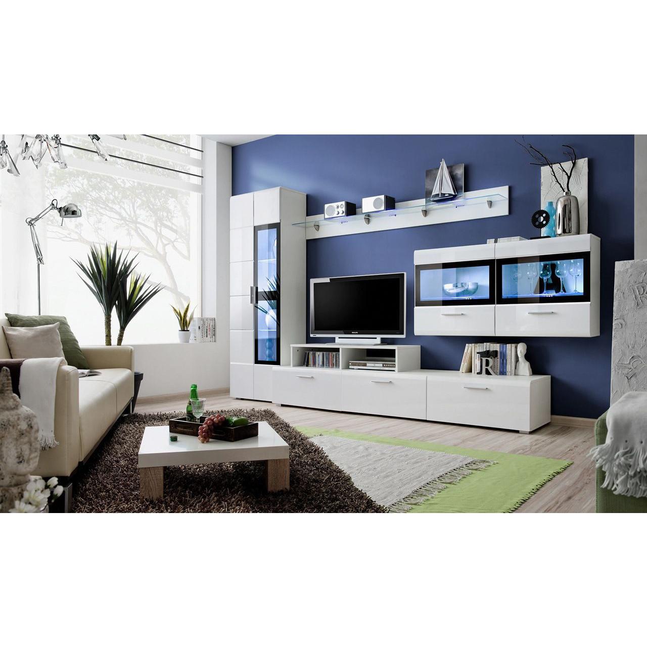 Ensemble Mural 300 Cm Avec Meuble Tv 2 Vitrines Concernant Supports Et Meubles Tv Agencecormierdelauniere Com Agencecormierdelauniere Com