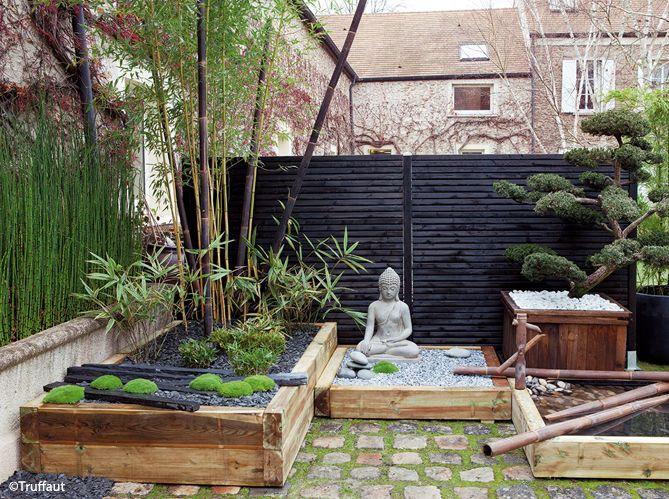 Épinglé Sur Jardin Zen Idées à Comment Faire Un Jardin Zen Pas Cher