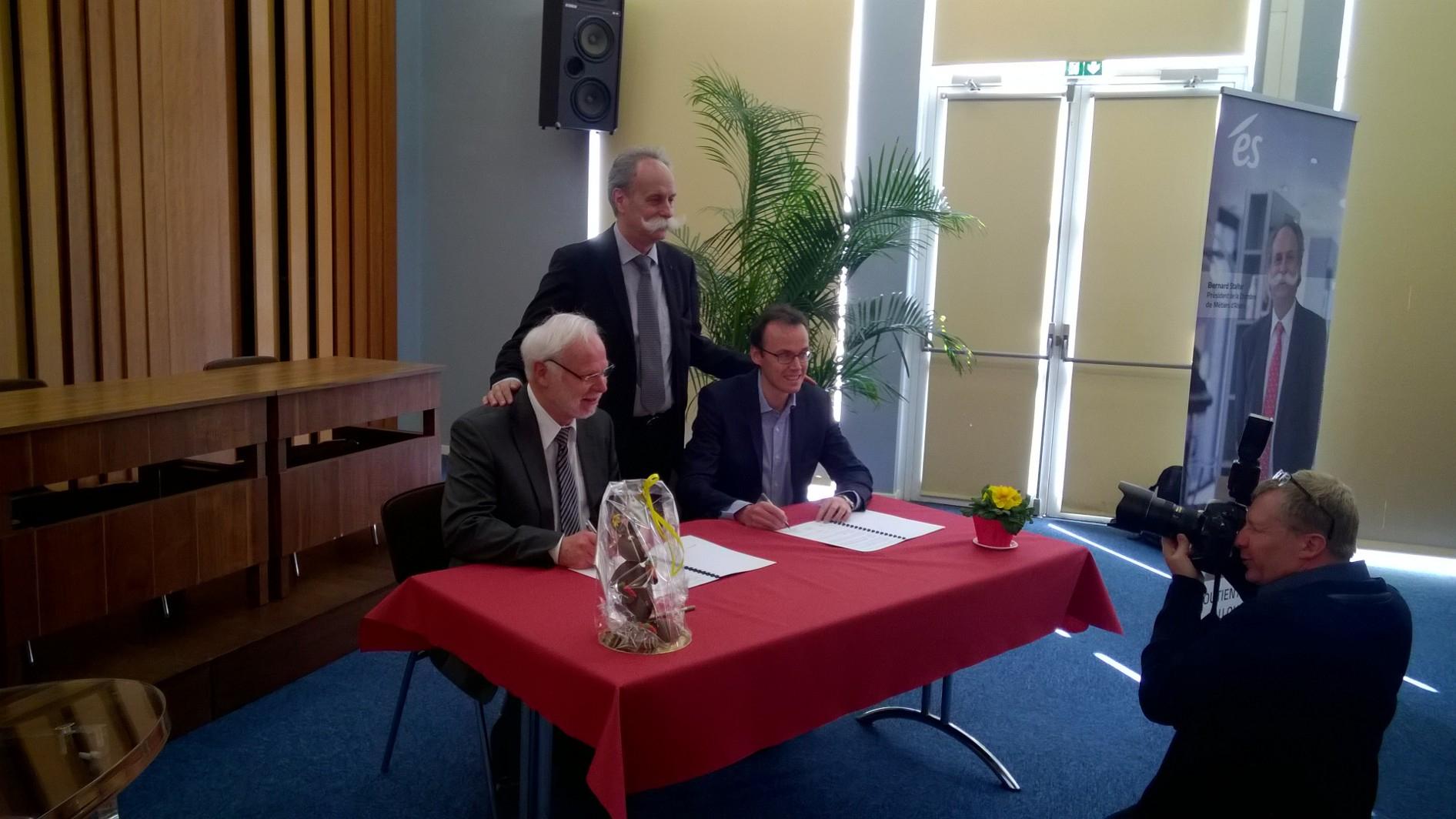 És Et La Chambre De Métiers D'alsace Partenaires Pour encequiconcerne Chambre Des Métiers D Alsace
