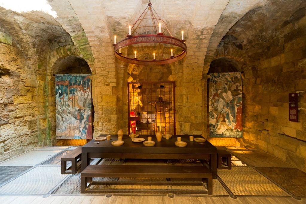 Escape Game Dans Le Souterrain Du Château De Talmont-Saint serapportantà Chambre D Hote Talmont Saint Hilaire