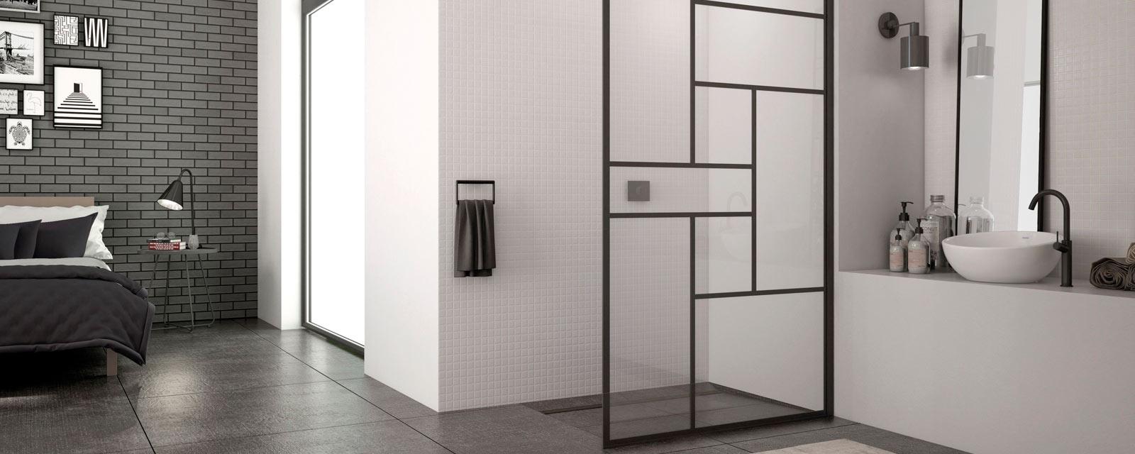 Espace Douche : Les Tendances Du Moment | Guide Artisan serapportantà Modele De Salle De Bain À L Italienne