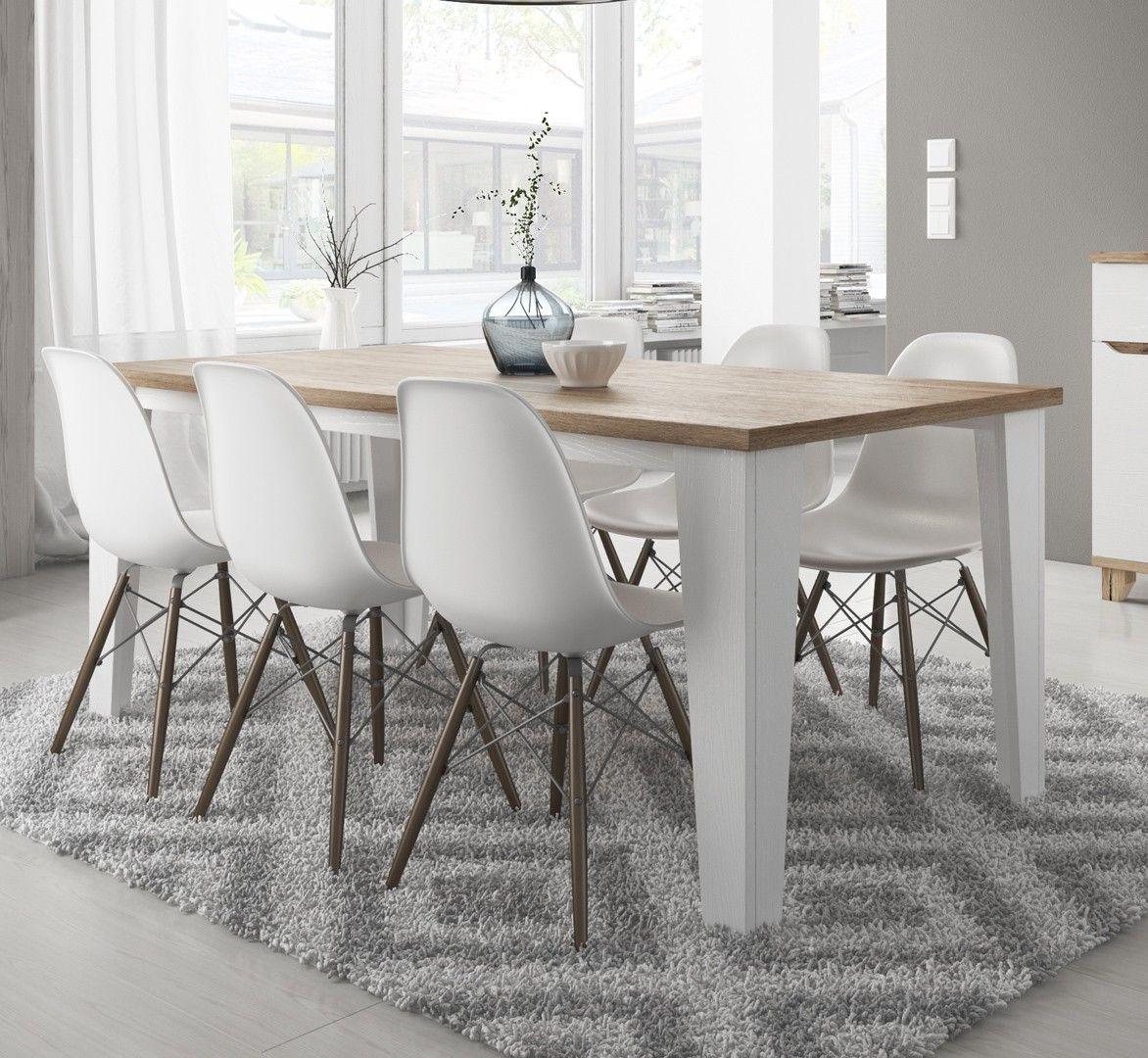 Et Si Vous Choisissiez Une Salle À Manger Design | Table avec Tables Salle À Manger Ikea