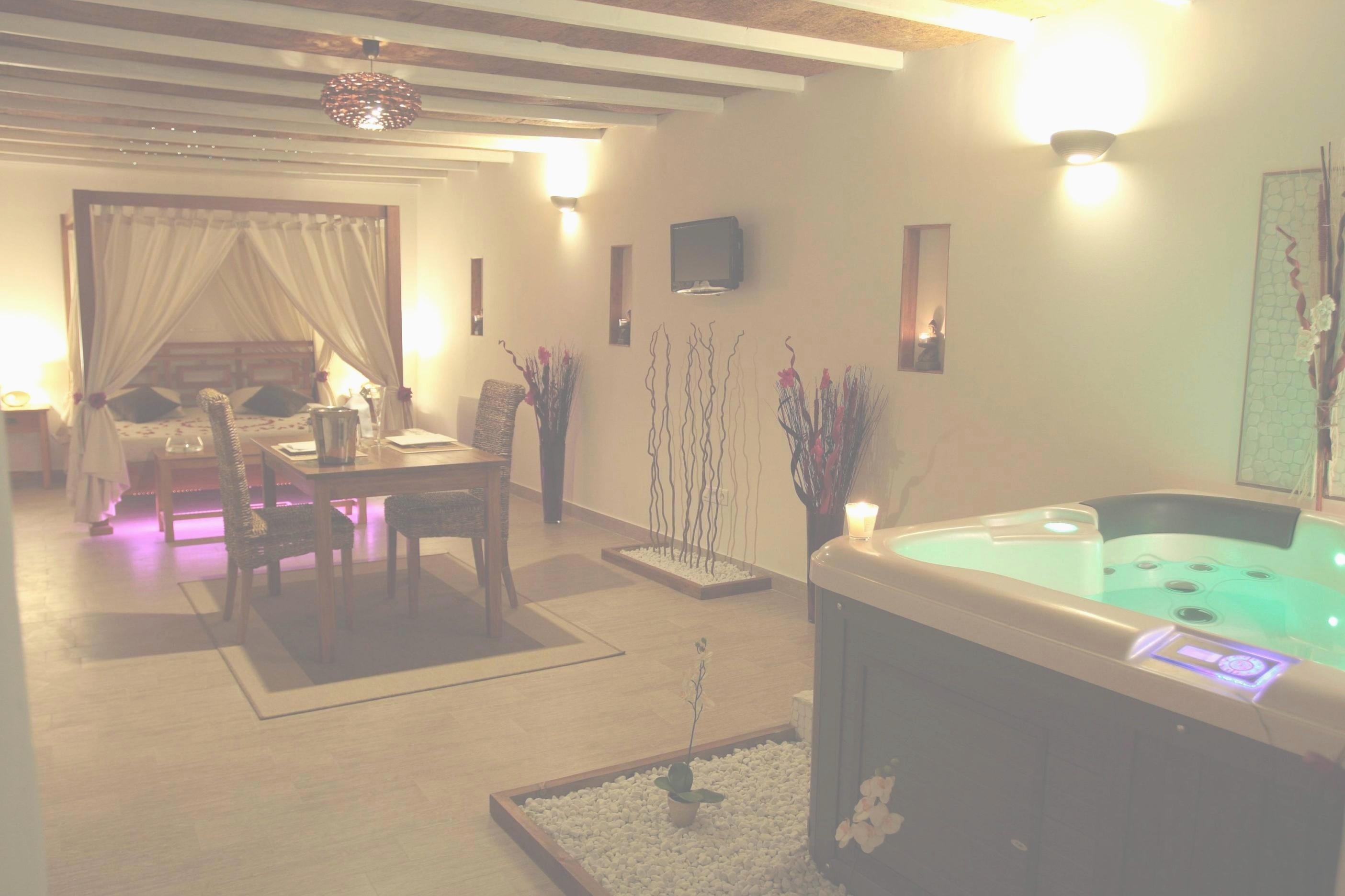 Exceptionnel Chambre Avec Jacuzzi Privatif Bourgogne destiné Spa Privatif Strasbourg