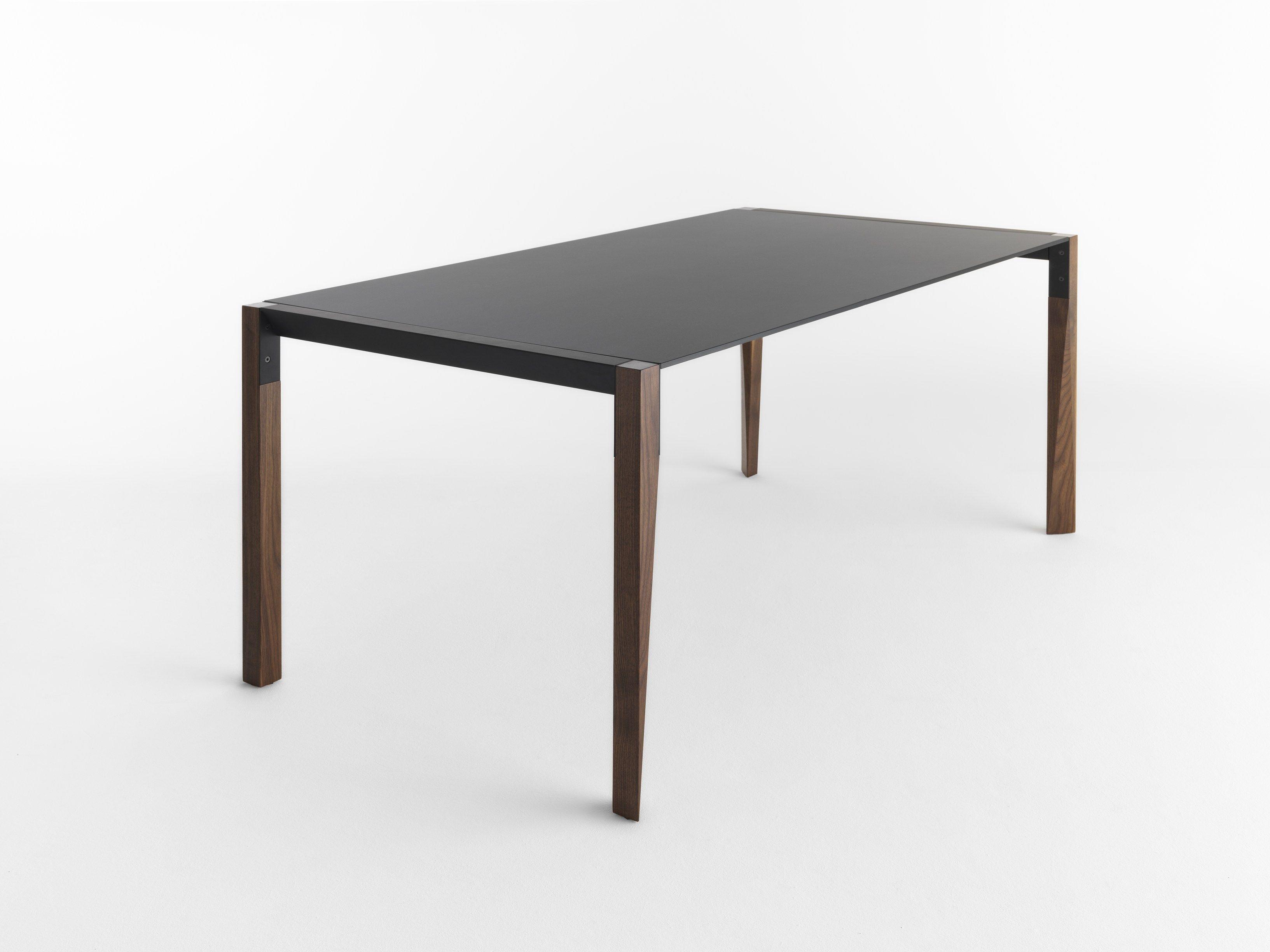 Extending Table Tango By Casamania & Horm Design Renato serapportantà Table Salle A Manger Extensible Fly
