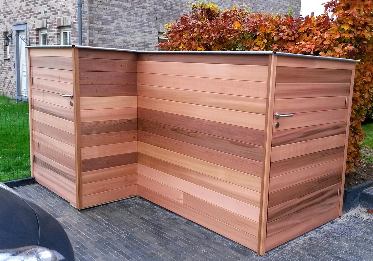 Fabrication D'Abri De Jardin Sur Mesure Dans Le Brabant Wallon avec Abri De Jardin Sur Mesure