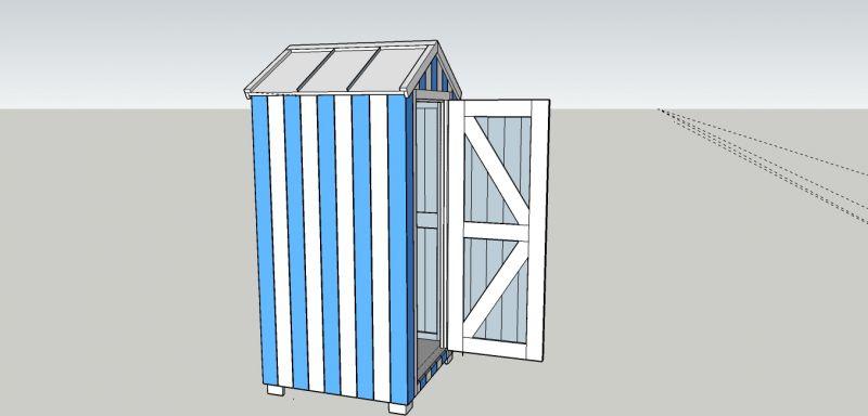 Fabrication De Cabine De Plage En Bois Isle Sur La Sorgue avec Cabine De Plage En Bois En Kit
