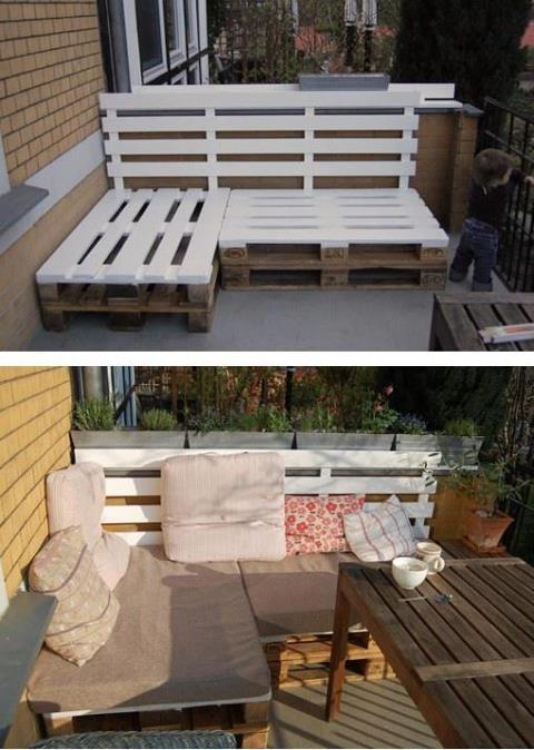 Fabriquer Sa Terrasse Avec Des Palettes - Mailleraye.fr Jardin concernant Fabriquer Sa Table De Jardin