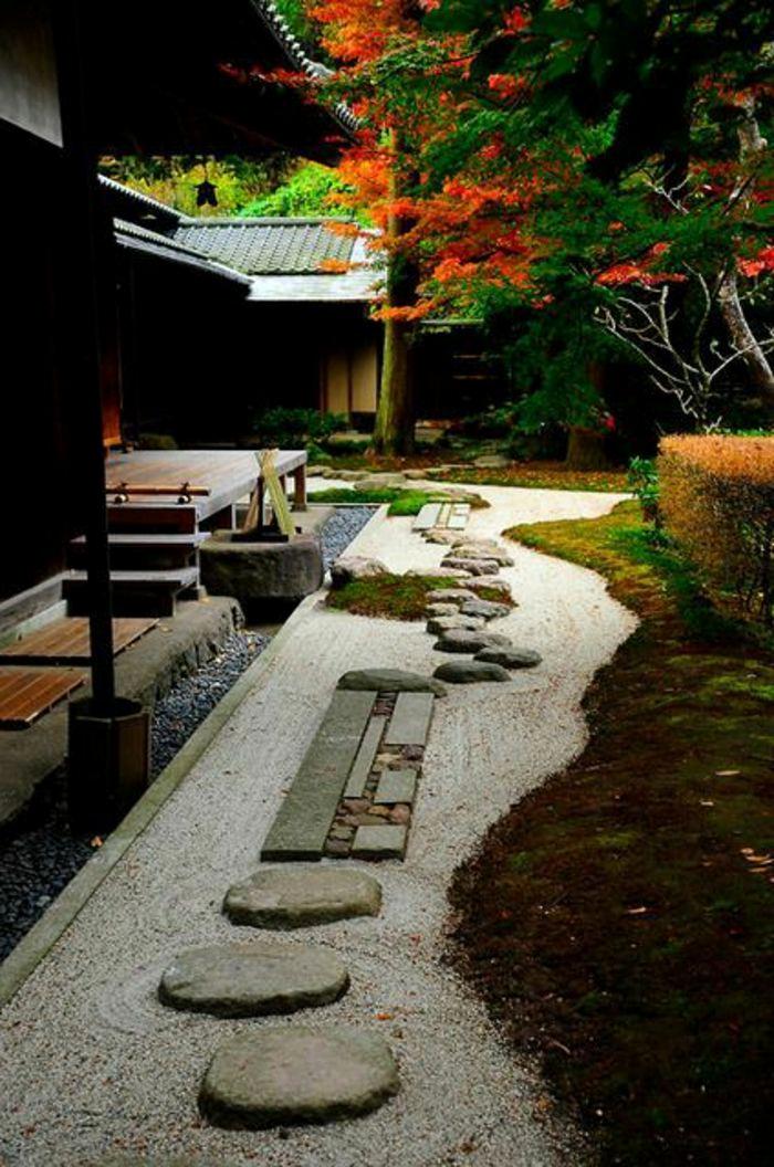 Faire Un Jardin Zen Pas Cher Élégant Amenagement Terrasse destiné Comment Faire Un Jardin Zen Pas Cher