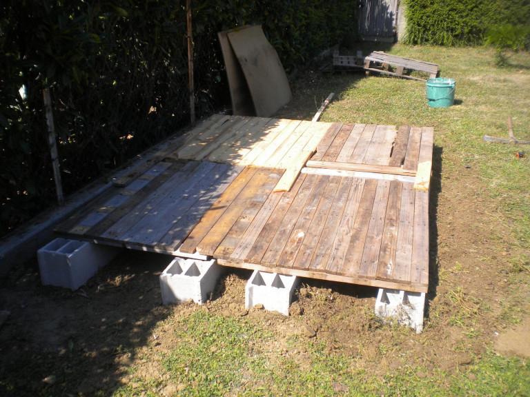 Faire Un Plancher Pour Abri De Jardin – Jasontjohnson intérieur Faire Un Abri De Jardin