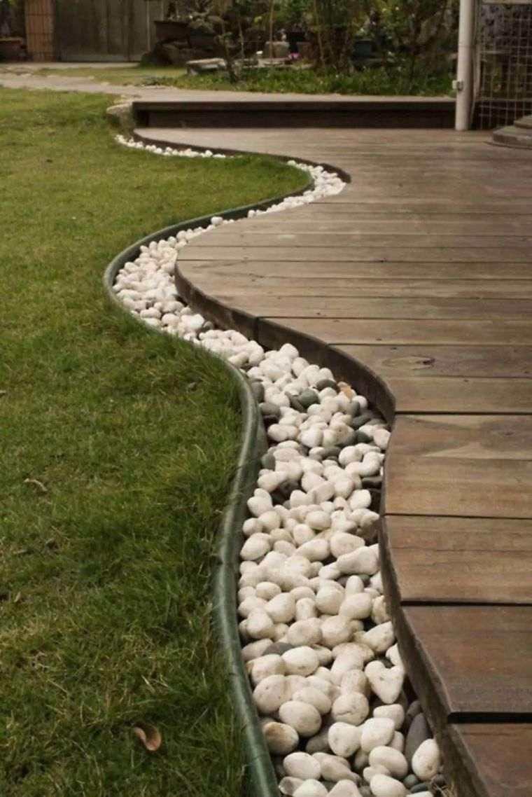 Faire Une Bordure De Jardin - Quel Matériau Choisir Pour à Bordure Jardin Pas Cher