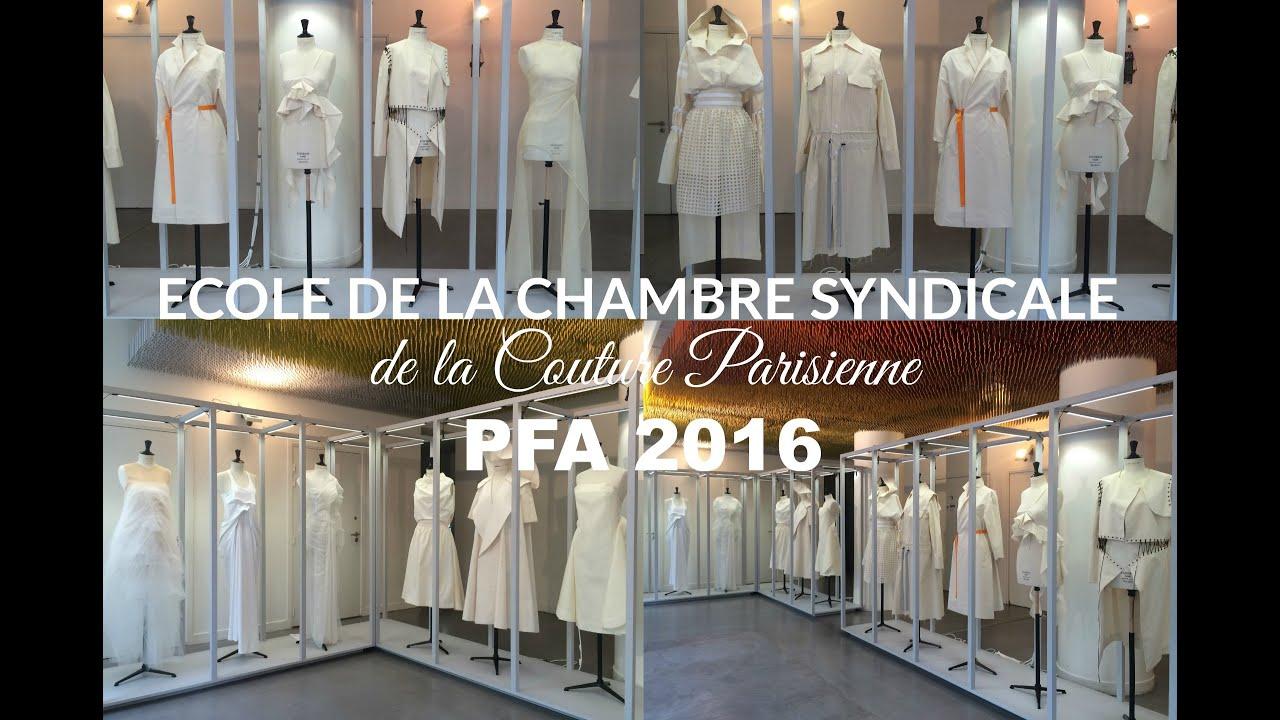 Fashion School : Chambre Syndicale De La Couture à Chambre Des Métiers De L Ain