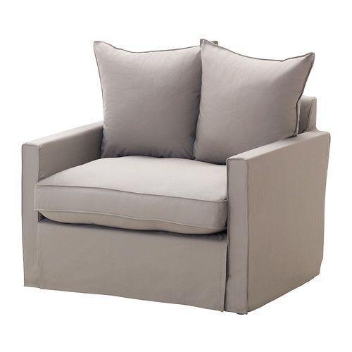 Fauteuil Convertible Une Place Ikea | Fauteuil & Coussin avec Gralviken Ikea