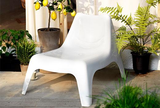 Fauteuil De Jardin - Canapé Extérieur   Ikea intérieur Mobilier De Jardin Ikea