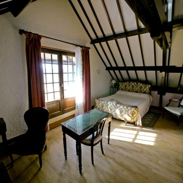 Ferme La Gautraie, Chambre D'Hôte À Saint James, Manche 50 avec Chambre D Hote Guedelon
