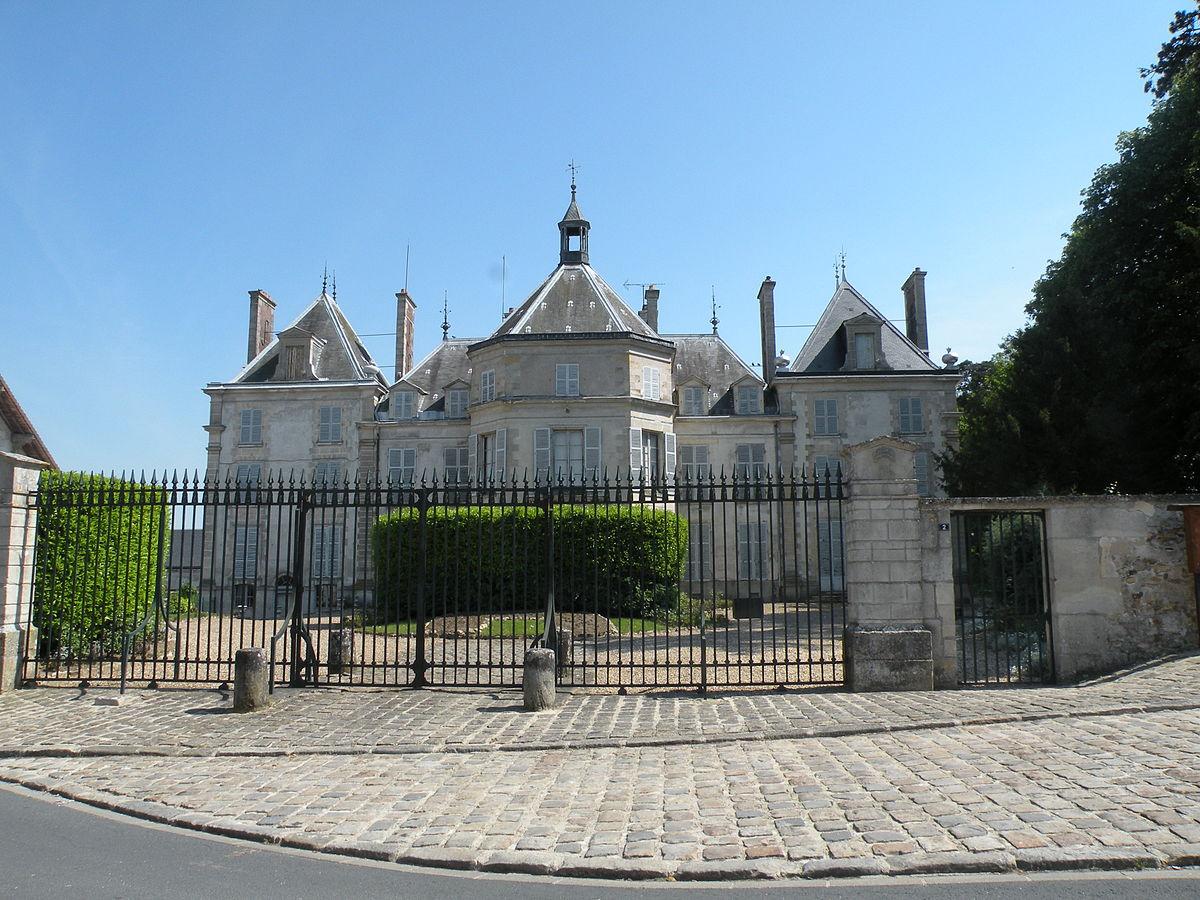 Fichier:neuilly-En-Vexin Chateau 5 — Wikipédia destiné Les Aubes Du Vexin