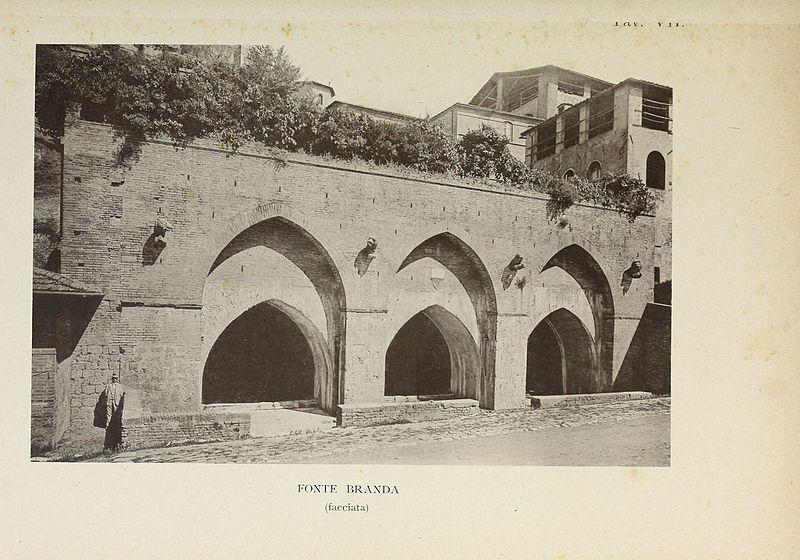 File:le Fonti Di Siena E I Loro Aquedotti, Note Storiche à Dalle Siena