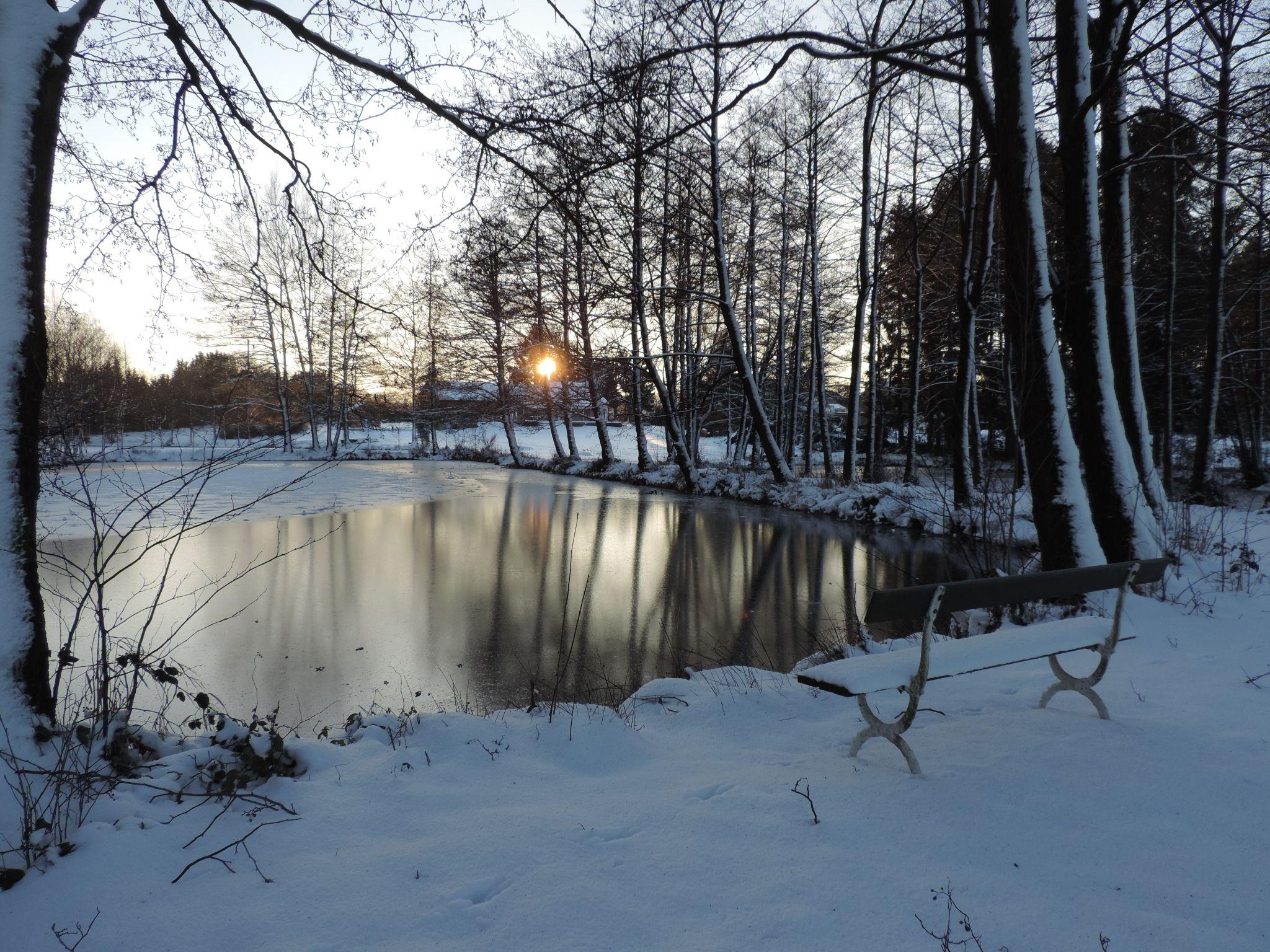 Fin Janvier 2017 - Le Domaine Du Lac À Rocroi: Chambres Et dedans Chambre D Hote Clairvaux Les Lacs