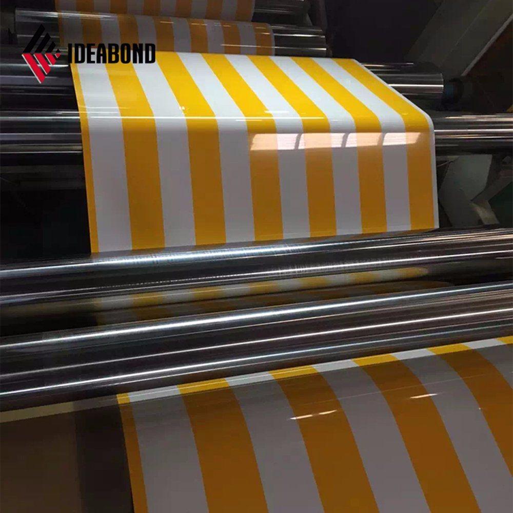 Finition Miroir En Laiton Panneau Composite Aluminium Salle De Bains  Couvrant Les Panneaux De Paroi avec Panneau Composite Salle De Bain