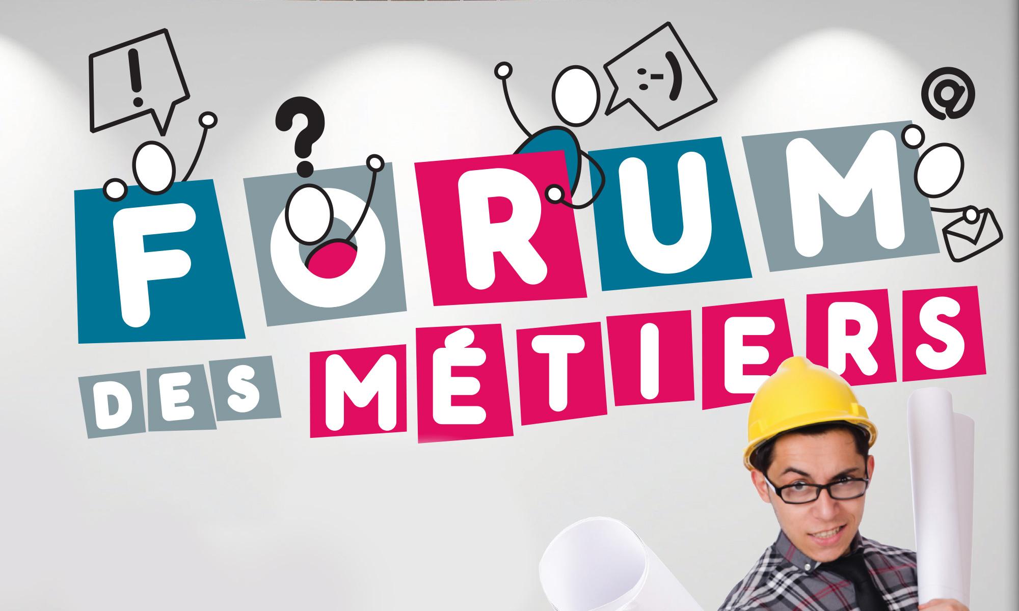 Forum Des Métiers À Auxerre - Maison De L'emploi De L'auxerrois destiné Chambre Des Metiers Auxerre