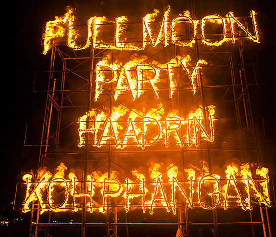 Full Moon Party Speed Boat Charters – Koh Phangan Island avec Fullmoon Charter
