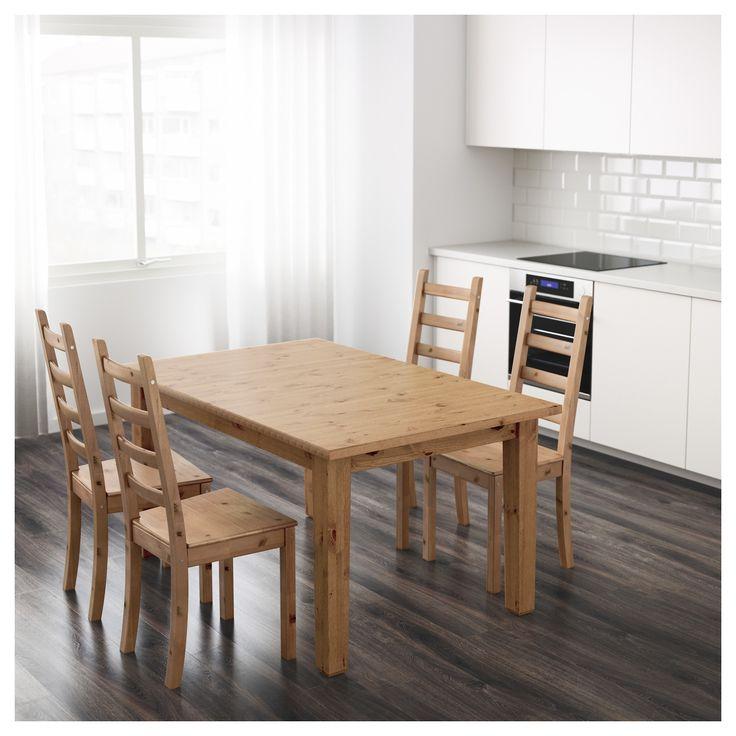 Furniture And Home Furnishings   Table À Rallonge, Table avec Table A Manger Ikea